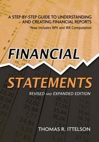 [해외]Financial Statements, Revised and Expanded Edition (Paperback)