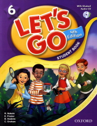Let's Go. 6 Student Book(with CD)