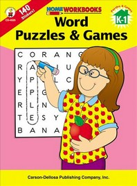 HomeWorkbooks - Word Puzzles & Games K-1(Puzzles & GameS)