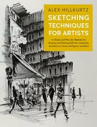 [해외]Sketching Techniques for Artists