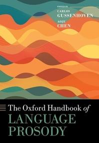 [해외]The Oxford Handbook of Language Prosody