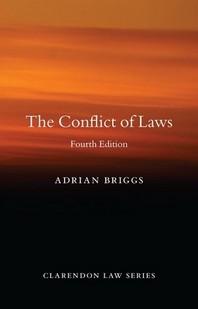 [해외]The Conflict of Laws