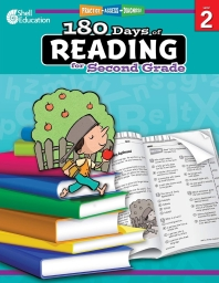 [해외]180 Days of Reading for Second Grade
