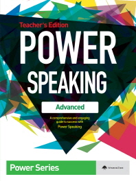 Power Speaking Advanced(Teacher s Edition)(파워 스피킹 어드밴스드)(Power Series)