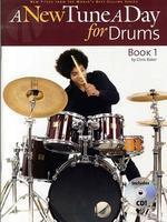 [해외]A New Tune a Day - Drums, Book 1 [With CD] (Paperback)