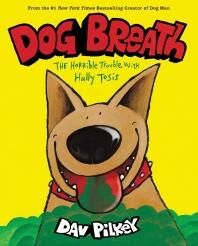 [해외]Dog Breath (Hardcover)