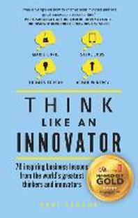[해외]Think Like an Innovator (Paperback)
