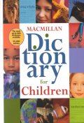 Macmillan Dictionary for Children  /새책수준 ☞ 서고위치:RN +1