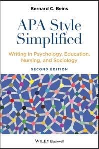 [해외]APA Style Simplified