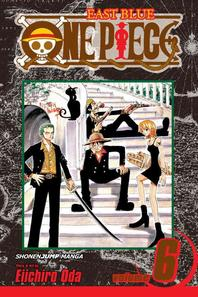 [해외]One Piece, Vol. 6 (Paperback)