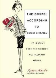 [해외]Gospel According to Coco Chanel (Hardcover)