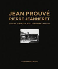 Jean Prouve - Pierre Jeanneret Pavillon Demontable Scal 1940 /Francais/Anglais