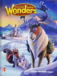 Wonders Literature Anthology 5 (무료배송)중간중간 밑줄메모있으나 그리 심하지는 않음