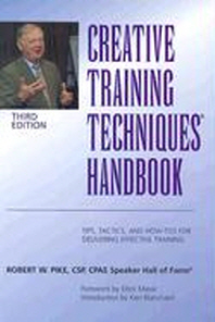 Creative Training Techniques Handbook