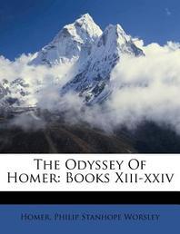 [해외]The Odyssey of Homer (Paperback)