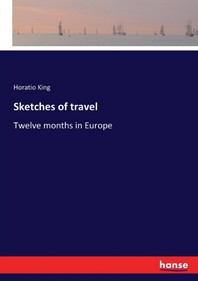 [해외]Sketches of travel (Paperback)