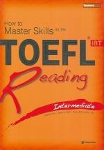 TOEFL iBT Reading  ((표지 눌림(밴딩 흔적) 있슴))