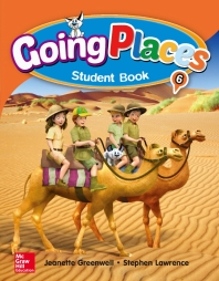 Going Places Student Book 6 (with Workbook, Audio CD)