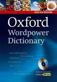 Oxford WordPower Dictionary [With CDROM]
