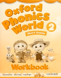 Oxford Phonics World 2 : Work Book