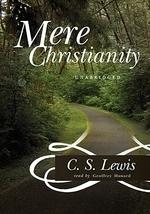 [해외]Mere Christianity (MP3 CD)