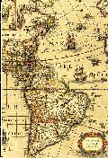 Paperblanks Western Hemisphere Traveller : Lined