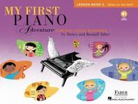 [해외]My First Piano Adventure (Paperback)
