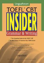 링구아포럼 TOEFL CBT INSIDER GRAMMAR & WRITING