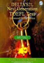 Deltas Key to the Next Generation TOEFL Test