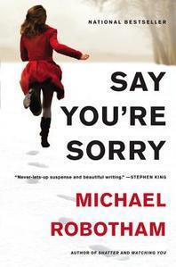 [해외]Say You're Sorry (Paperback)