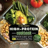 [해외]Plant-Based High-Protein Cookbook (Paperback)