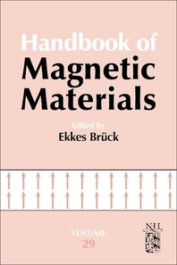 [해외]Handbook of Magnetic Materials, 29
