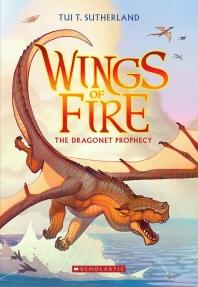 [해외]The Dragonet Prophecy (Wings of Fire #1), 1