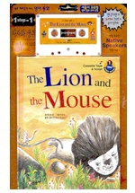 The Lion and the Mouse(사자와생쥐)(스토리 북스 1-1)(TAPE1개포함)