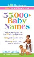 55,000 Plus Baby Names