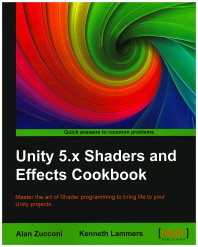 [보유]Unity 5.X Shaders and Effects Cookbook