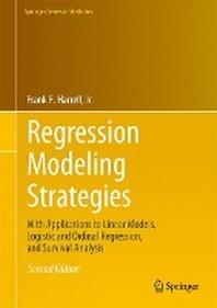 [해외]Regression Modeling Strategies