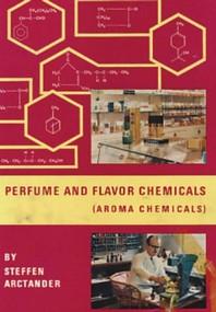 [해외]Perfume and Flavor Chemicals (Aroma Chemicals) Vol.1