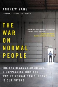 [해외]The War on Normal People (Hardcover)