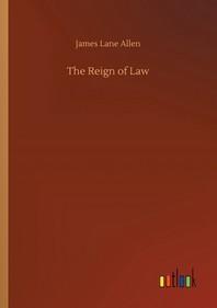 [해외]The Reign of Law (Paperback)