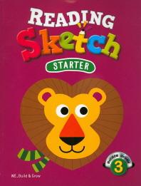 Reading Sketch Starter. 3(CD1장포함)