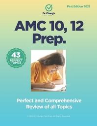 [해외]Dr. John Chung's AMC 10, 12 Prep