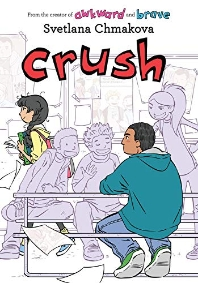 Crush ( Berrybrook Middle School #3 )