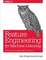 [해외]Feature Engineering for Machine Learning (Paperback)