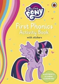 [해외]My Little Pony First Phonics Activity Book