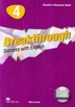 BREAKTHROUGH. 4 (TEACHERS RESOURCE BOOK)