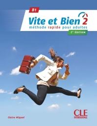 Vite Et Bien Niveau 2 + Cd Audio + Corriges 2eme Edition