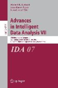 Advances in Intelligent Data Analysis VII