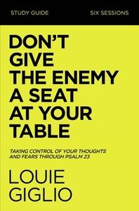 [해외]Don't Give the Enemy a Seat at Your Table Study Guide