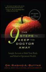 [해외]The 9 Steps to Keep the Doctor Away (Hardcover)